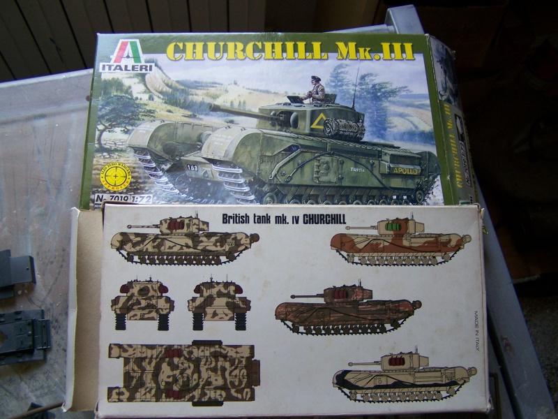 Churchill mk3* Normandie 44 7822161005918