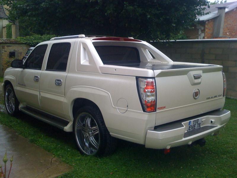 Cadillac Escalade EXT de 2005 782593IMG0289