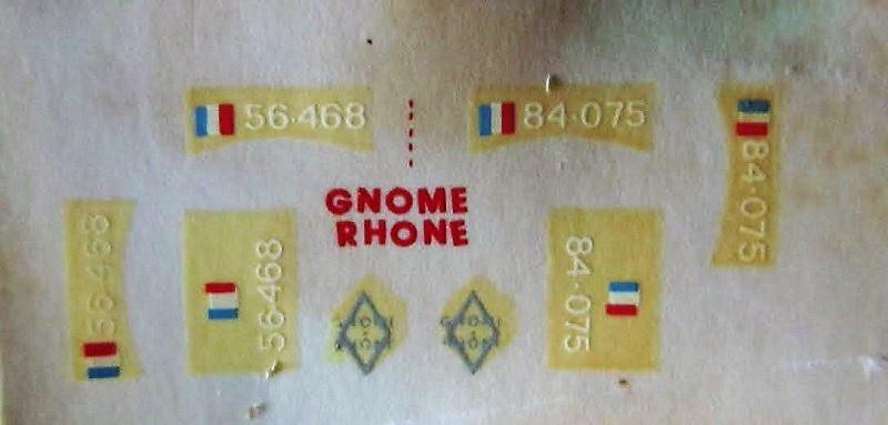Gnome-Rhone (Réf.177) 1/35 782826GnomeRhoneAX2Heller177003