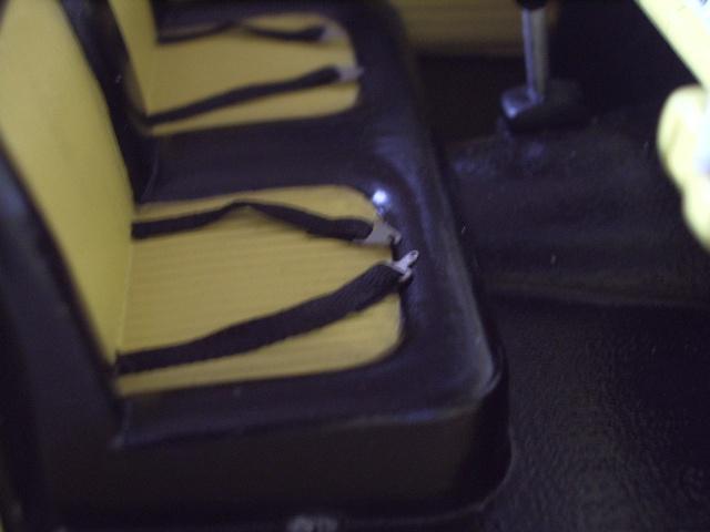 ford thunderbird 1955 au 1/16 de chez amt  783445030