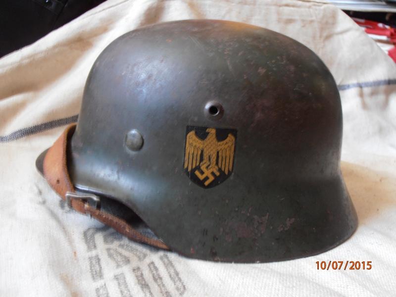 casque allemand kriegsmarine  tout beau  783771P7100001