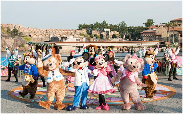 [Tokyo Disneyland] Nouvelle parade : Hippiti-Hoppiti Spring Time (du 2 avril au 23 juin 2014) 784499tds1