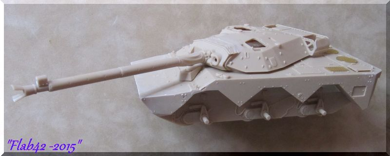 AMX 10 RCR - Tiger Model - 1/35ème - Page 2 784615Tourelle7