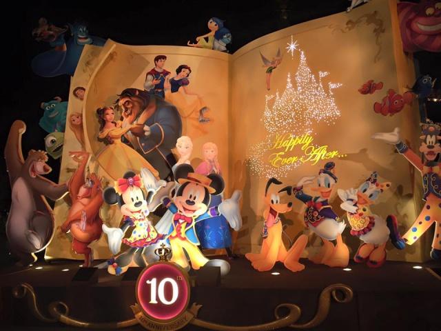[Hong - Kong Disneyland] Festivités des 10 ans 785104w48