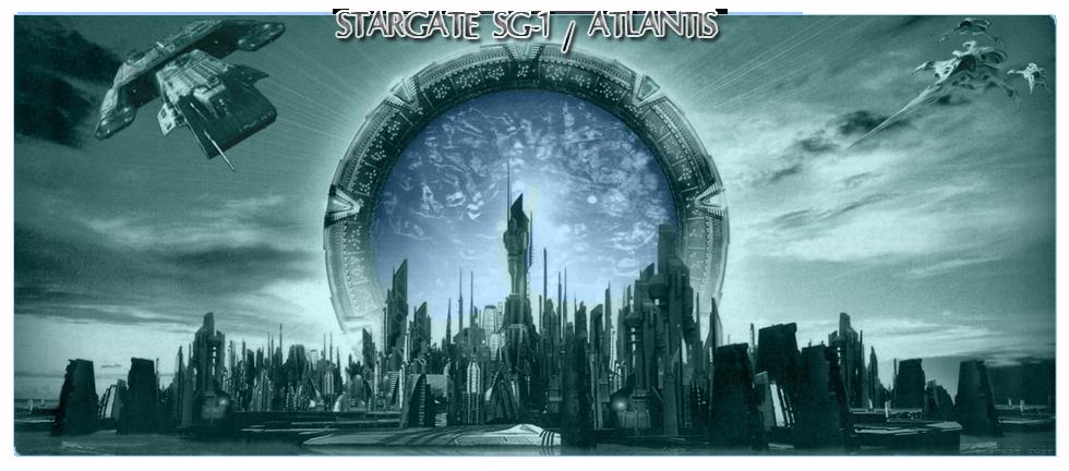 Stargate SG-1/Atlantis