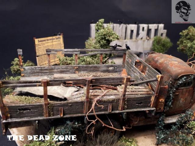 The dead zone - Zil 151 - 1/35 Zvezda - Page 2 78539720170429091533