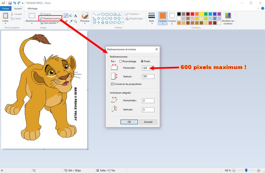 [TUTO] Comment colorer une base sur Paint / Photofiltre ? 786290004