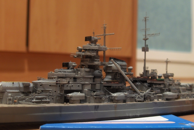 Bismarck 1/700 [Trumpeter] - Page 6 786591HPIM2236