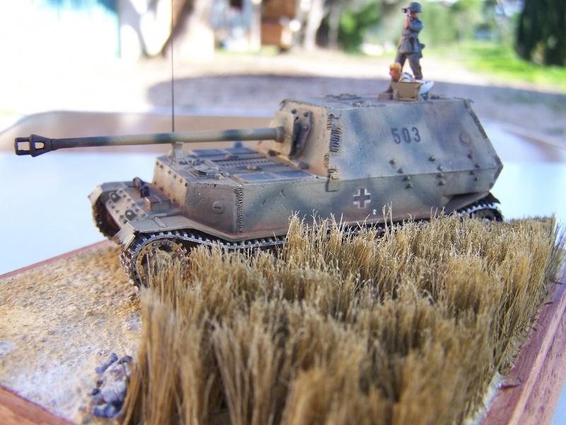 Sdkfz184 Ferdinand Koursk 1943 7868531005274