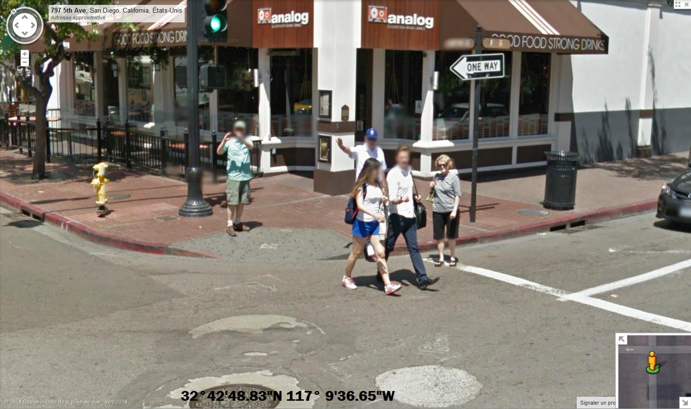STREET VIEW : un coucou à la Google car  - Page 27 786915bonjour3