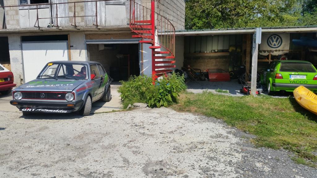 Golf GTI 1800, piste 78824520150611163931