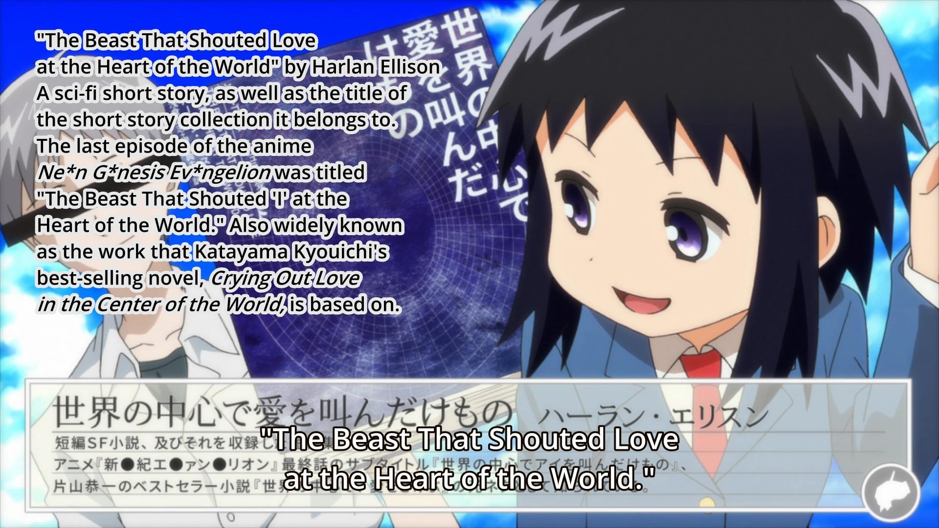 [2.0] Caméos et clins d'oeil dans les anime et mangas!  - Page 9 788867HorribleSubsBernardJouIwaku011080pmkvsnapshot010420161006200018