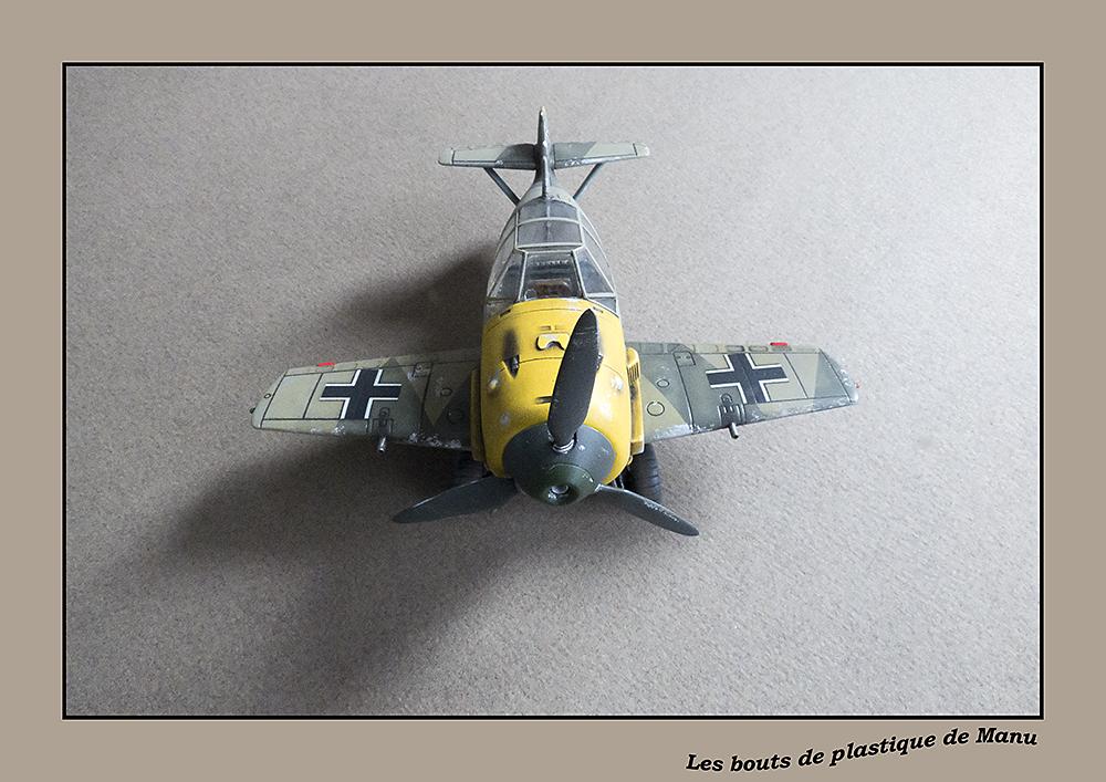tiger - Bf 109 Tiger Model egg plane-FINI ! - Page 3 7890288651