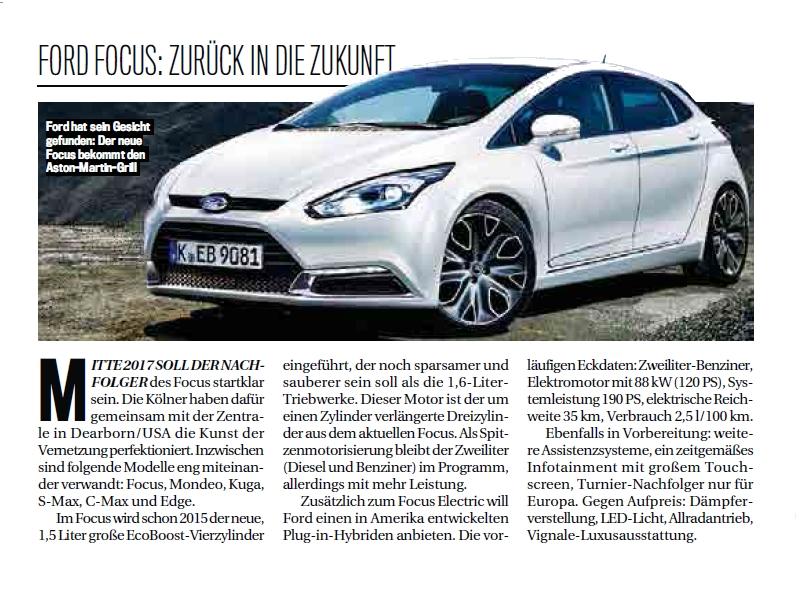 2018 - [Ford] Focus IV 789062focus