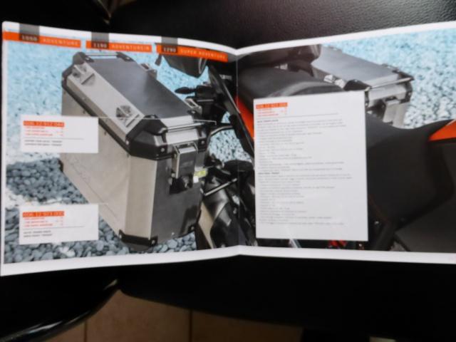 Orange day's 2015 : essai 1050 adventure  789378P1000958