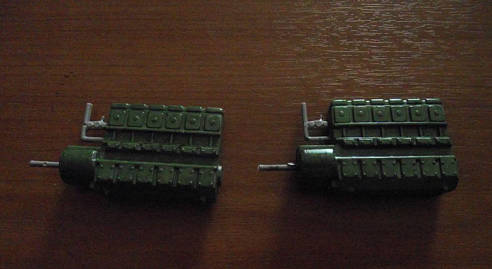 UBoot type VII Revell au 1/144 789705DSCF0985