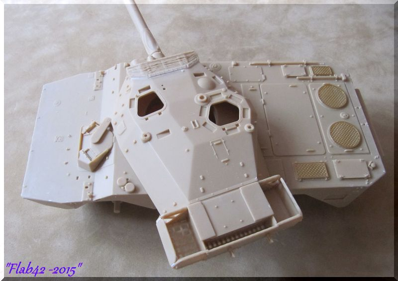 AMX 10 RCR - Tiger Model - 1/35ème - Page 2 789810tourelle4