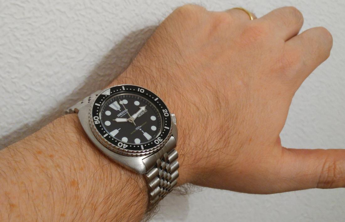 La montre du vendredi, le TGIF watch! - Page 4 789819Turttle