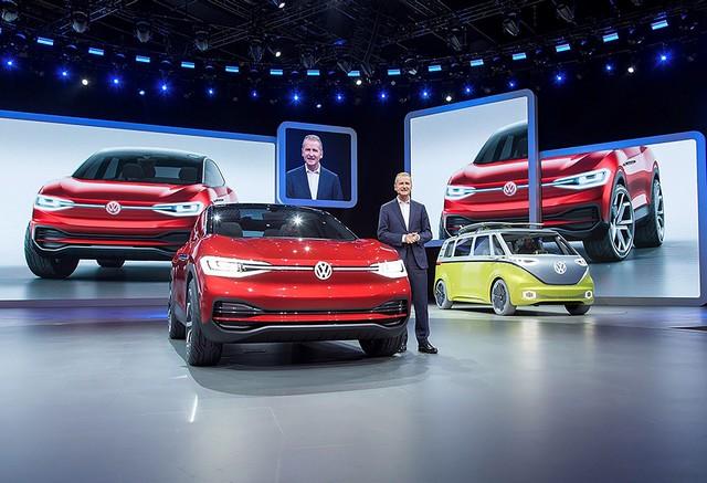 Offensive Produit réussie en 2017: Volkswagen en route vers l'avenir 790280DB2017AL01413largejpg