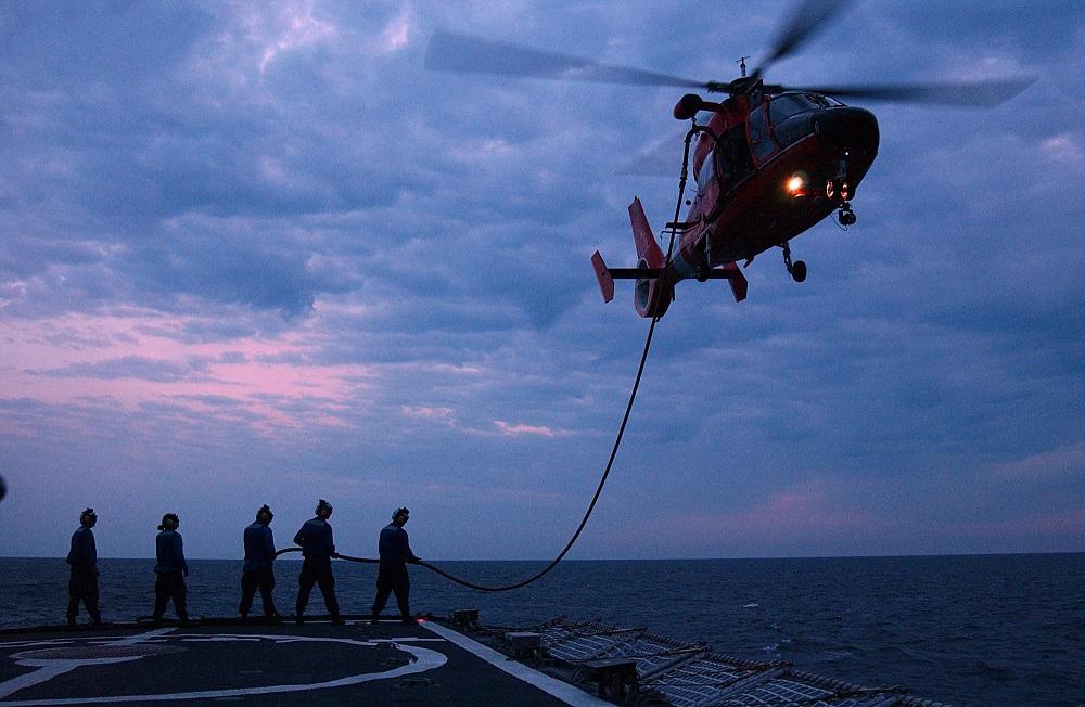 [ Aéronavale divers ] Hélicoptère DAUPHIN 790356050504C3721C345