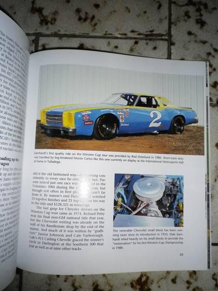 livres 2 * us car ,truck ,moto et  cinema 791305RedimensionnementdeChevystockcar3JPG