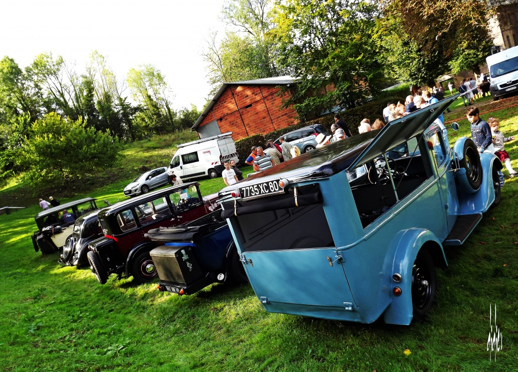 Photos rassemblement voitures anciennes - Doullens (80) 791489DSCF5144