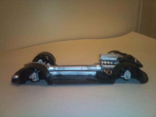 Voiture Mercedes-Benz SLS AMG  79160720130908213445