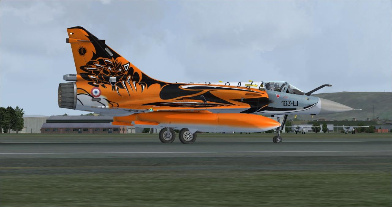 Mirage 2000-C 791958M2K04