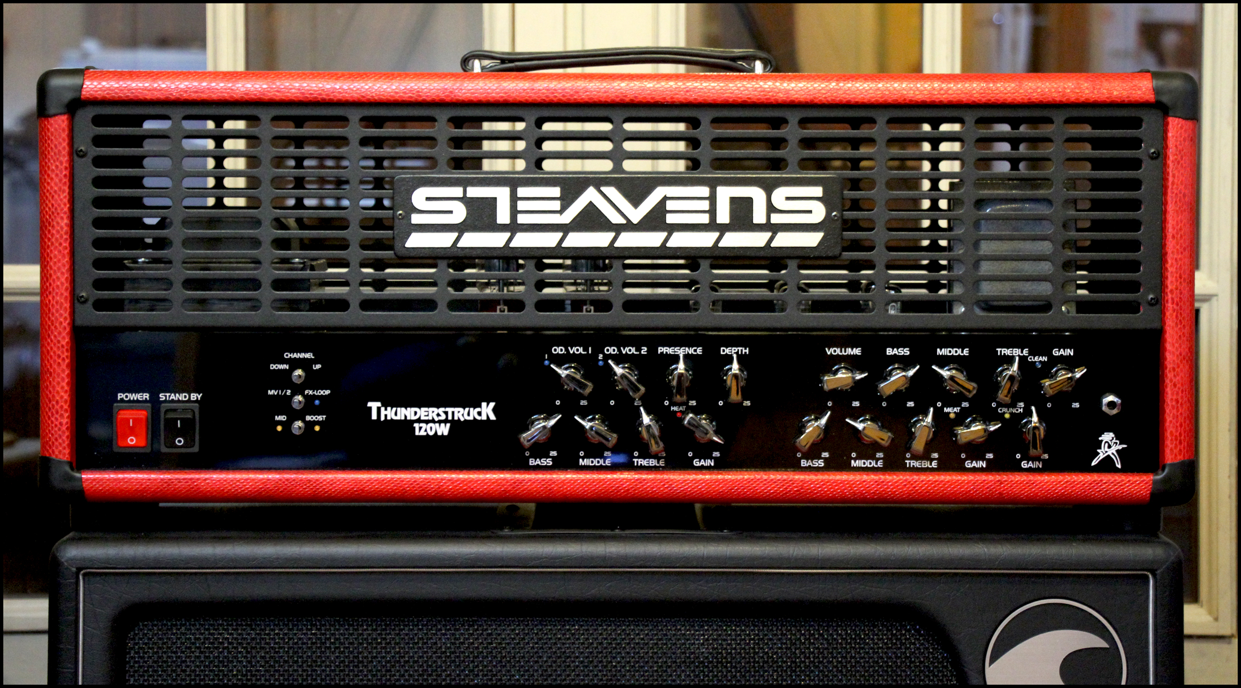 Steavens thunderstruck 50w custom order 792797IMG4149
