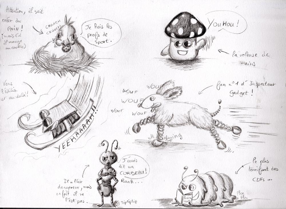 Dragons, chimères et créatures arc-en-ciel - Page 4 793288persosEN2