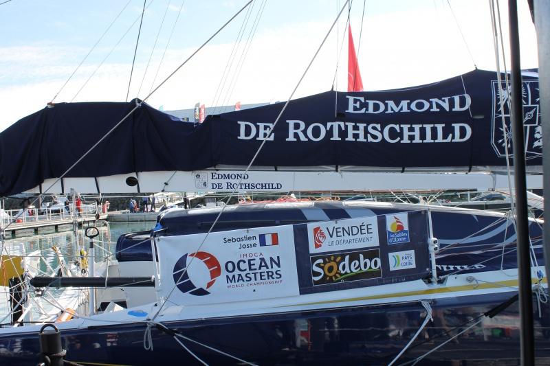Visite du village et du ponton du Vendée Globe le 25/10/16 793582IMG4547
