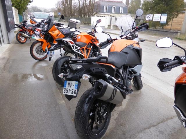 Orange day's 2015 : essai 1050 adventure  793651P1000859