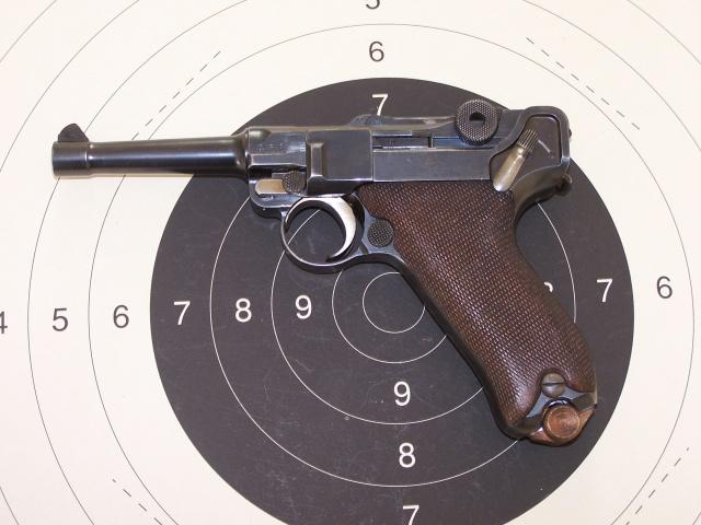 Mon Luger P08 de 1909 7939101004009