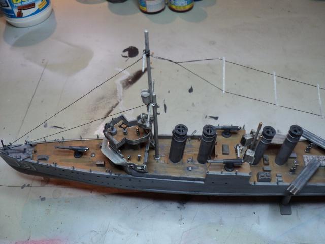 HMS Campbeltown 1/240 Revell 794565DSC01311
