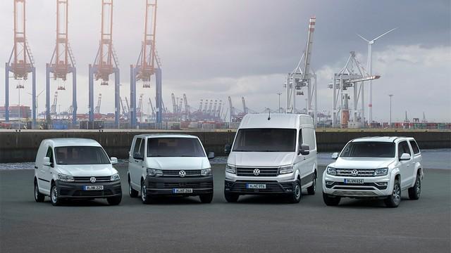 Volkswagen Véhicules Utilitaires a livré 455 200 véhicules à fin novembre 795320Teaser20160809LI003