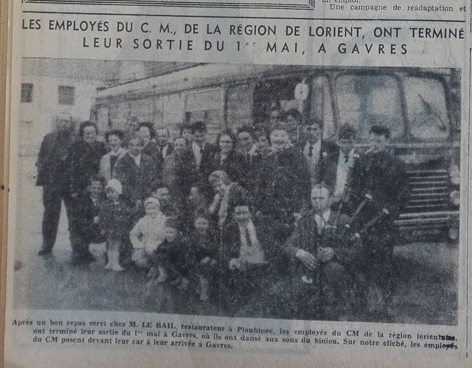 CTM - Compagnie de Transports du Morbihan 795908CMmai1963