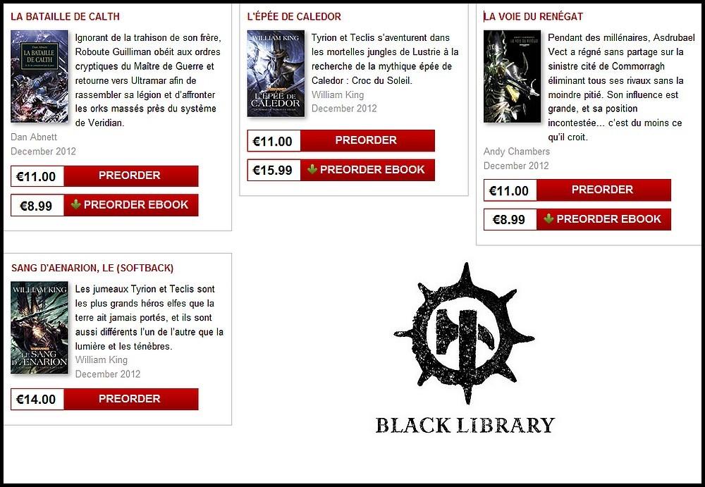 Sorties Black Library France décembre 2012 - Page 2 796085precommandes122012