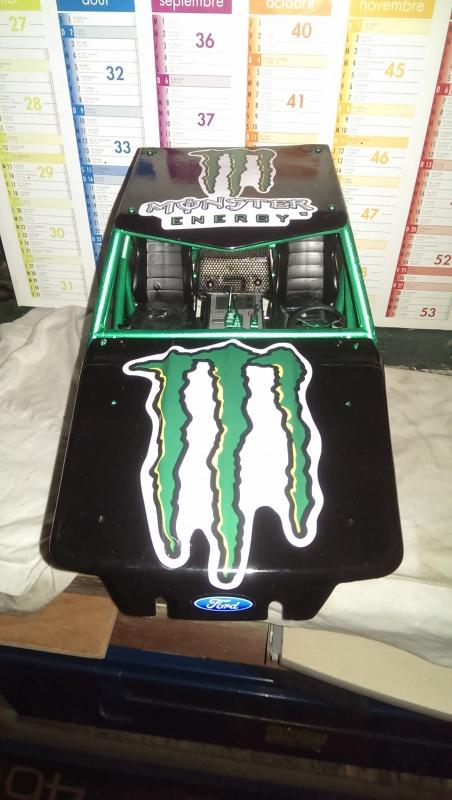 Le WRAITH Monster Energy de TAZ13 - Page 2 796248IMAG1759