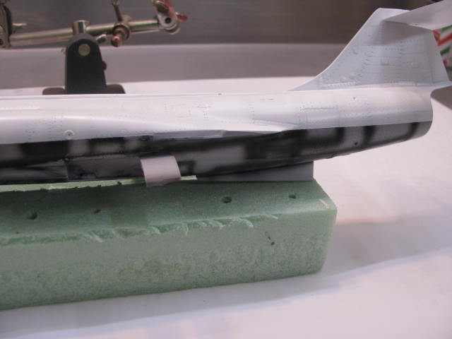 DUO: F-104N (NASA) + F-104G (BAF) Hazegawa 1/48  - Page 2 796854IMG7190