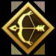 Gold Archer
