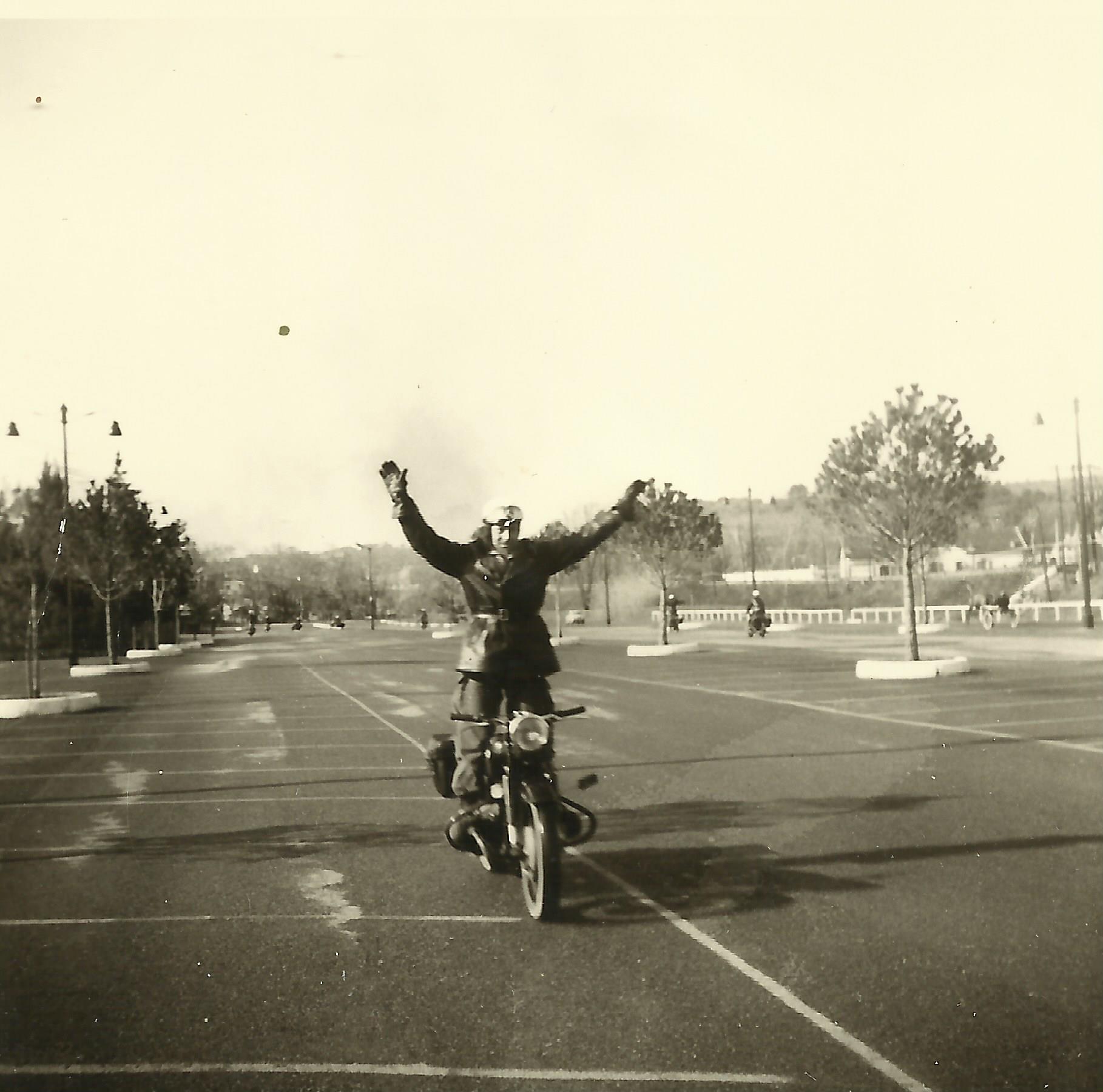 Photos Gendarmerie, BMO de Hyeres  années 1960 798627BMO004