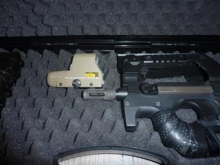 P90 KA, M4 gb Systema, lance-grenade post Apo, radio/casque 798752P903