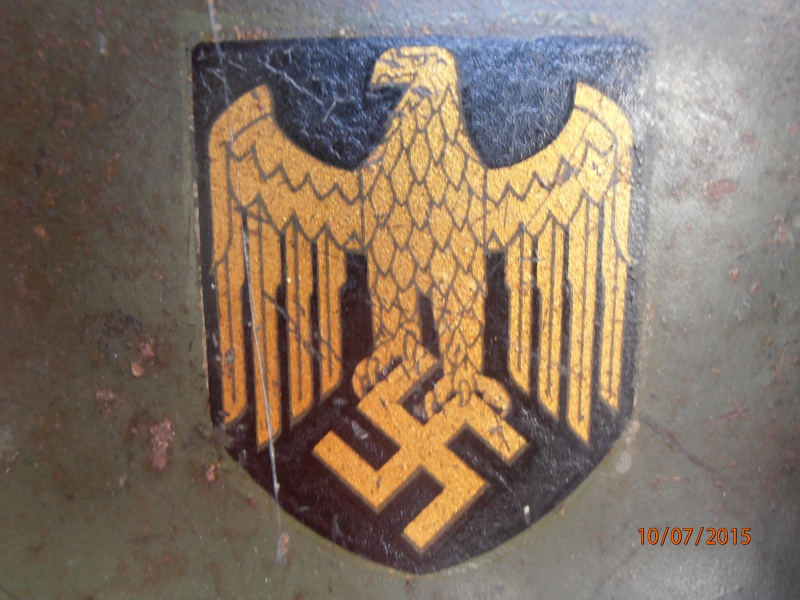 casque allemand kriegsmarine  tout beau  798855P7100018