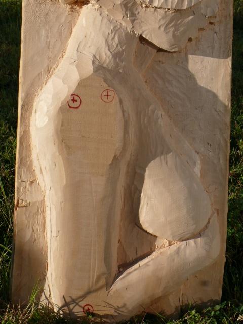 JJ - bas relief d'un nu (2013) 798893062