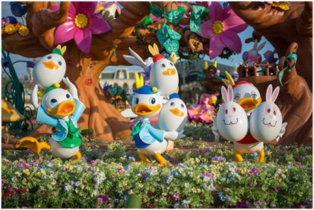 [Tokyo Disneyland] Nouvelle parade : Hippiti-Hoppiti Spring Time (du 2 avril au 23 juin 2014) 799191TDLEASTER