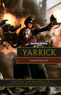 Programme des publications The Black Library 2015 - UK  - Page 7 800652YarrickSarcophagus
