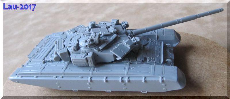 T-90 Zvezda 1/72ème 802508T902