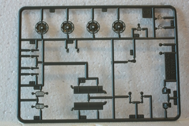 AMX 13 DCA - (Réf. L783) 1/35  802588AMX13DCA783018Heller135