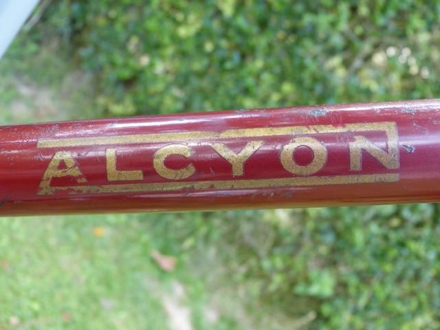 ALCYON demi-course fin 40's 803166P1190899