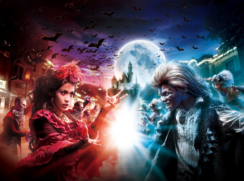 [Hong Kong Disneyland] Halloween Choose your Dark Side 2012 803277MainStreetUSAClashofEvil1